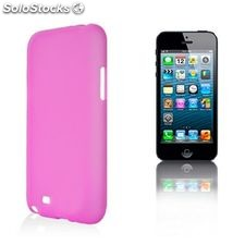 Funda iPhone 5 / se Ref. 100304 tpu Rosa