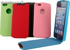 Funda iPhone 5 ultra slim rosa palo