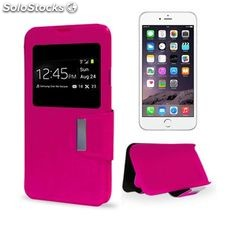 Funda iPhone 6 Plus Ref. 108379 PU Rosa