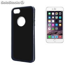 Funda iPhone 6 Plus Ref. 111560 TPU Fresh Negro