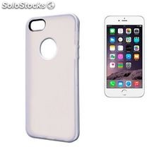 Funda iPhone 6 Plus Ref. 111614 TPU Fresh Blanco