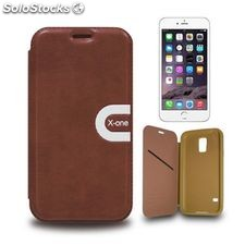 Funda iPhone 6 Plus Ref. Sport 111218 Marrón