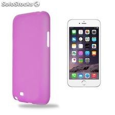 Funda iPhone 6 Ref. 108805 tpu Rosa