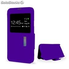 Funda iPhone 7 Ref. 193405 PU Morado