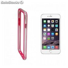 Funda iPhone 7 Ref. 196239 TPU Bumper Rosa