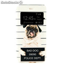 Funda iPhone 7 Ref. 198929 pu Bad Dog