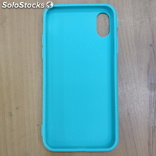 Funda iPhone X Carcasa Silicona Gel