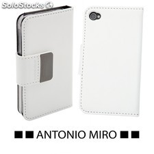 Funda iphone yumax -antonio miro- : colores - blanco,funda iphone yumax -antonio