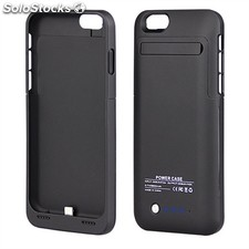 Funda l-link ll-am-116 iPhone 6 + batería 3500mAh negro