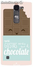 Funda LG Spirit 4G - Chocolate