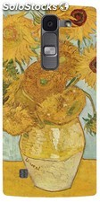Funda LG Spirit 4G - VanGogh Girasoles