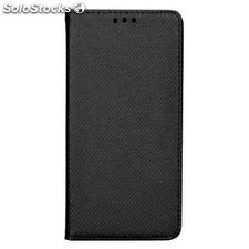 Funda libro magnetica iphone 7 negra