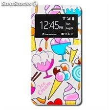 "Funda Libro Ref. 135306 Alcatel Pop 4 Plus 5.5"" Ice"