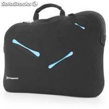 Funda / maletin sleeve neopreno phoenix stockholm para portatil netbook hasta