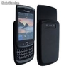 Funda MiniGel BlackBerry Torch 9800 - Color Negro Glossy