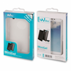 Funda minigel made for wiko para smartphone ridge 4g- transparente