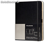 Funda moleskine para ipad air color negra
