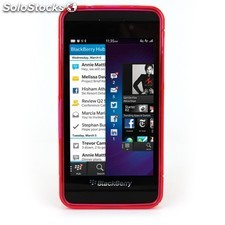 Funda Mooster Blackberry Z10 fucsia tpu
