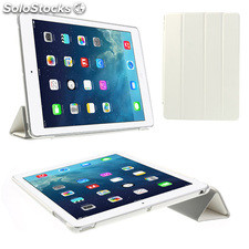 Funda multiposicion Ipad Air blanca