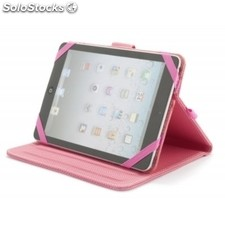 "Funda NGS Pink Mob Universal Tablets 7""-8"""