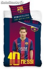 Funda nordica Messi F.c Barcelona 160x200cm