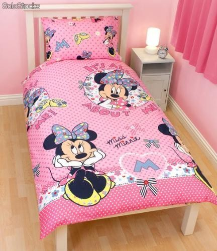 Funda nordica minnie mouse cama 90 for Funda nordica cama 105