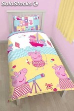Funda nordica Peppa Pig