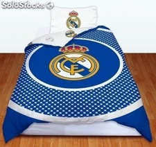 Funda nordica real madrid reversible