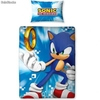 Funda Nordica Reversible Sonic the Hedgehog