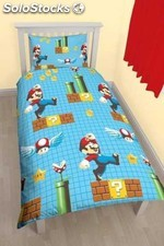 Funda nordica Super Mario Bros