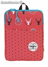 "Funda ordenador portatil 10,6"" fun & bas"