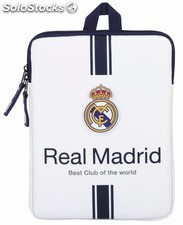 "Funda ordenador portatil 10,6"" real madr"