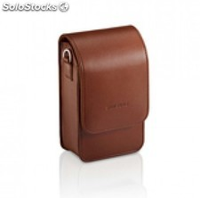 Funda original Samsung EFC-GC1SN para Galaxy Camera Marron
