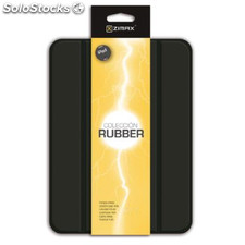 Funda para iPad Air 2 Zimax rubber Negro
