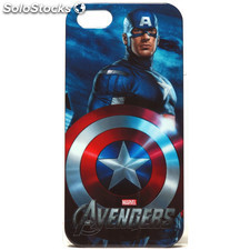 Funda para iphone 5/5S/se capitán américa marvel