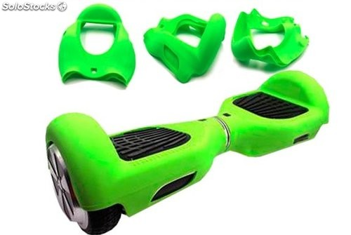 Funda patinete eléctrico Smart balance Scooter 6.5' verde