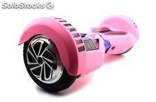 Funda patinete eléctrico Smart balance Scooter 8' rosa
