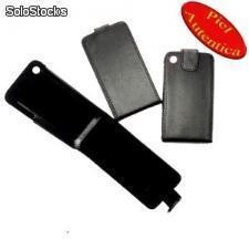 Funda Piel Tapa - iPhone 3G