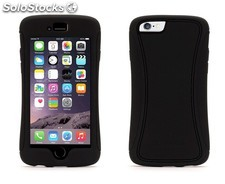 Funda protectora Griffin Survivor Slim iPhone 6 negra