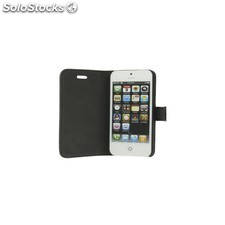 Funda protectora iphone 5 negro