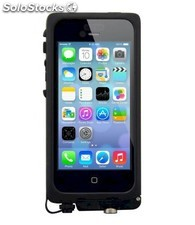 Funda protectora JOY aXtion Pro iPhone 5/5S negra