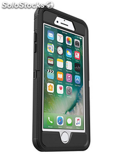 Funda Protectora OtterBox Defender negra iPhone 7