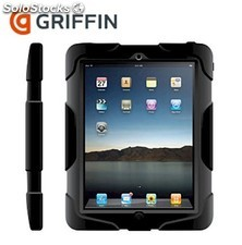 Funda robusta Griffin Survivor para iPad 2 y new iPad®