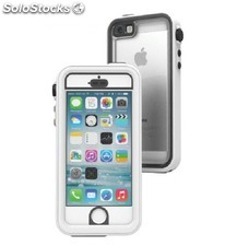 Funda robusta-sumergible Catalyst iPhone 5/5S blanca