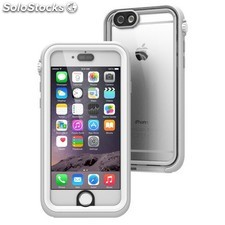 Funda robusta-sumergible Catalyst iPhone 6 blanca