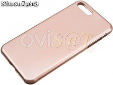 Funda rosa dorado para Apple iPhone 7 Plus, iPhone 8 Plus de 5.5 pulgadas