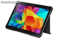 Funda Samsung Book Cover ef-BT530BB Negra Galaxy Tab4 10.1
