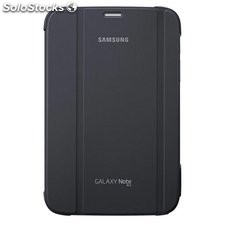 Funda samsung book cover para galaxy note 8.0 N5100 gris