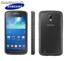 Funda Samsung Cover Plus+ para Galaxy S4 Active gris
