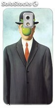 Funda Samsung Galaxy Note 3 - Magritte Hombre